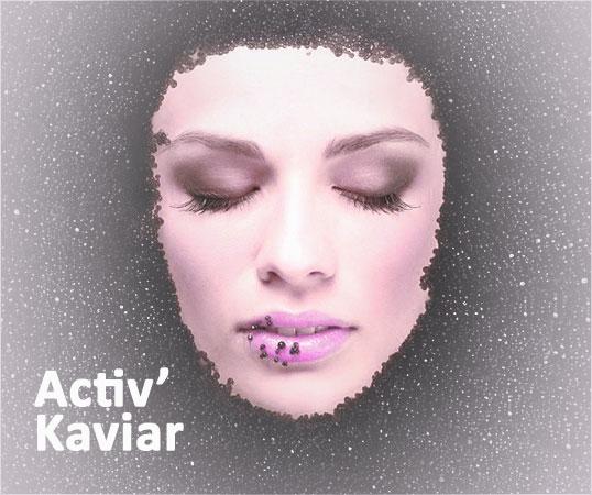 Soin du viage MATIS Activ' Kaviar